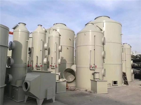 廢氣凈化塔的維護保養方法-鼎晟廢氣處理設備